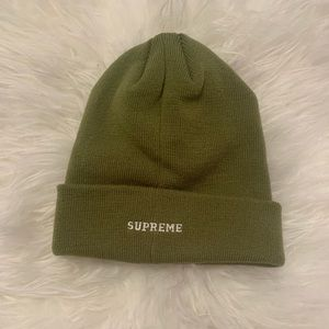 Supreme Champion Collab Beanie